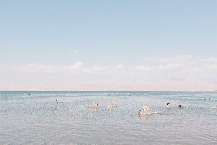 Health Benefits of Dead Sea Salt