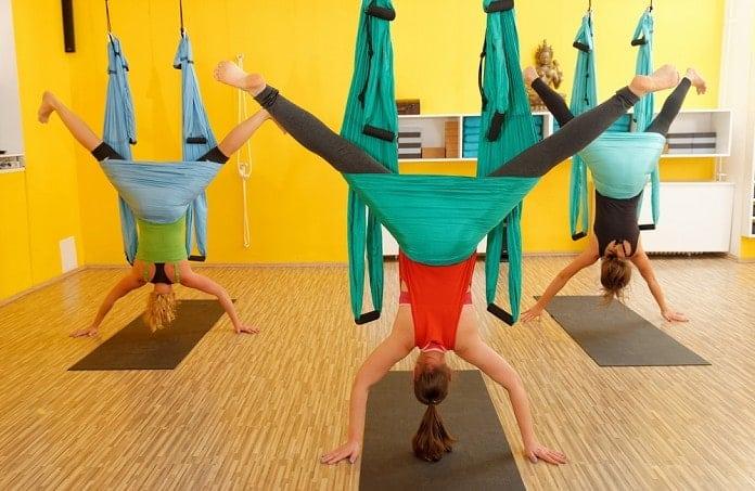best yoga trapezes