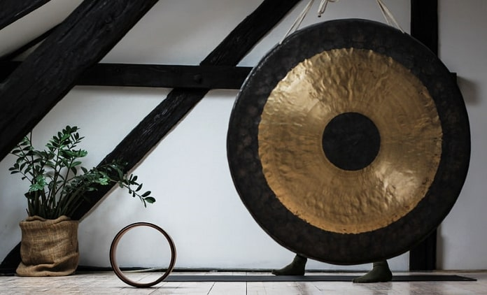 best gong for sound healing and meditation