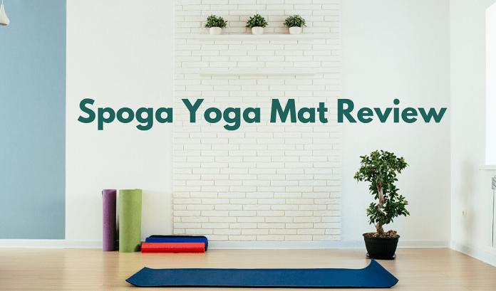 Spoga Yoga Mat Review