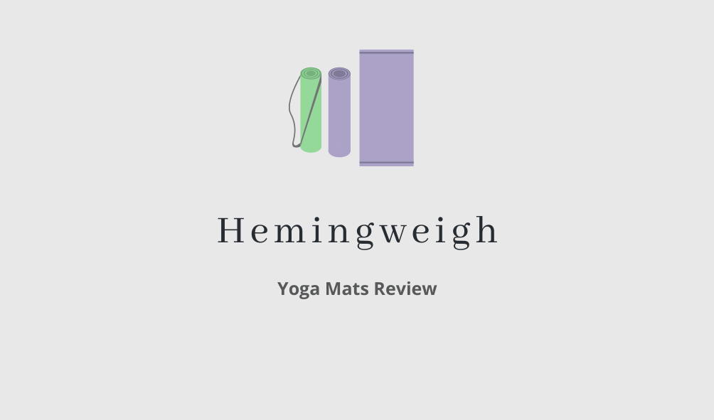 HemingWeigh Yoga Mat Review