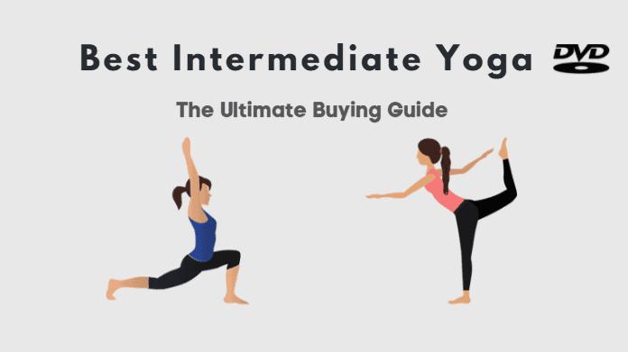 best intermediate yoga DVD