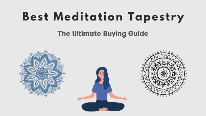 best meditation tapestry