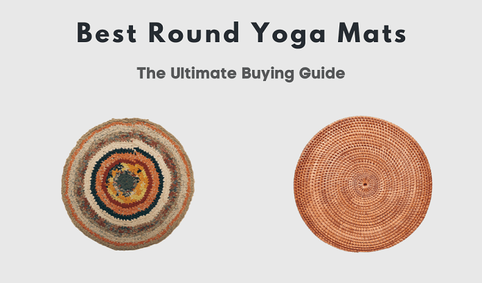 best round yoga mat