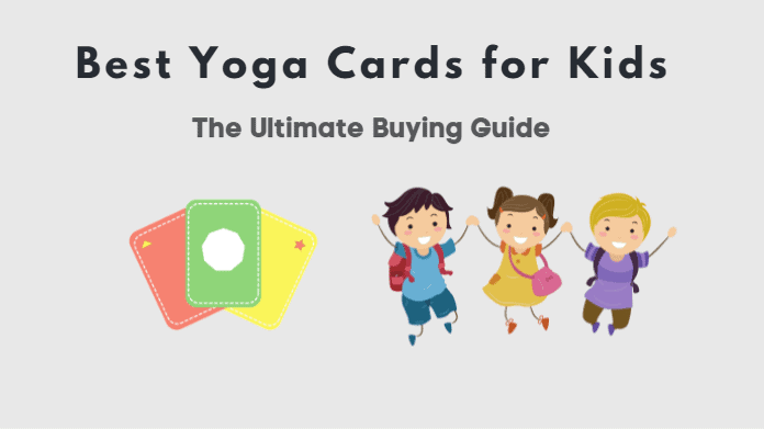 best yoga cards for kids