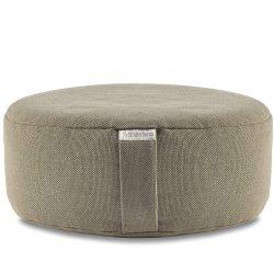 Shastana XL Extra-Large Tall Meditation Pillow Floor Cushion Zafu Yoga Bolster